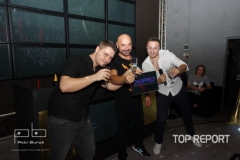 DJ Jean Luc a DJ Burian křtí