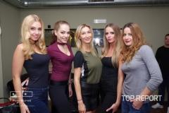 Dominika Mesárošová a modelky