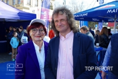 Eva Kislingerová a Miroslav Ševčík