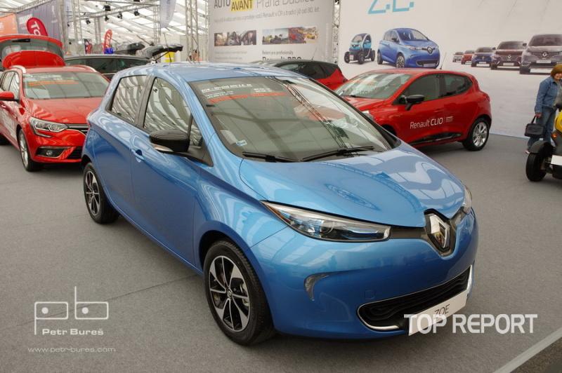 Renault Z.E. ZOE