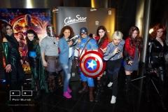 Avengers team a Andrea Košťálová