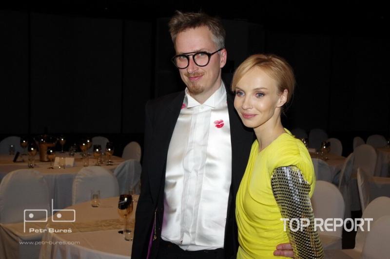 Filip Žilka a Jana Plodková