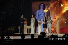 Předání titulu Česká Miss Eart 2017 Ivě Uchytilové