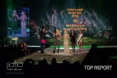 Předání titulu Česká Miss Survival 2017 Markétě Matoušové