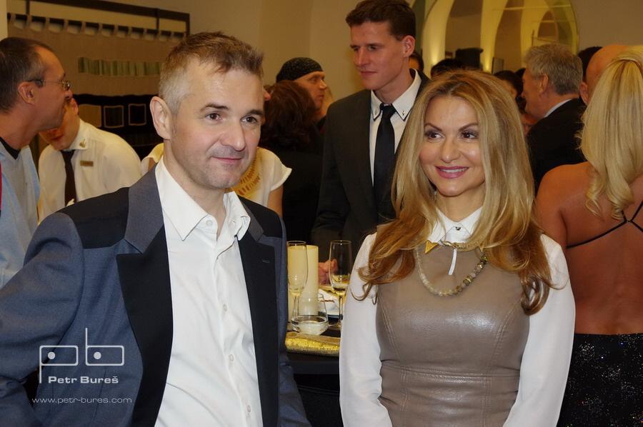 Martin Ditmar a Yvetta Blanarovičová