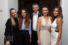Karolína Malyšová, Michaela Habáňová, Martin Ditmar, Eva Čerešňáková a Andrea Bezděková