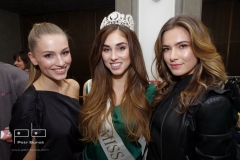 Karolína Malyšová, Michaela Habáňová a Andrea Bezděková