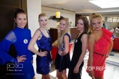 semifinalistky České Miss 2018