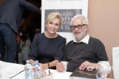 Helena Vondráčková a Robert Vano