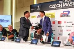 D+D Real Czech Masters 2018