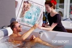 USSPA – luxusní vířivky a bazény