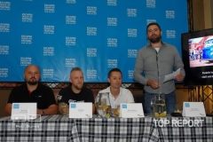 Escape6 Prague Car Festival - tisková konference