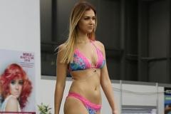 Lucie Kovandová v plavkách Fashion Island
