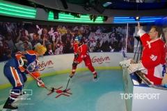 Wayn Gretzky, Jaromír Jágr a Dominik Hašek