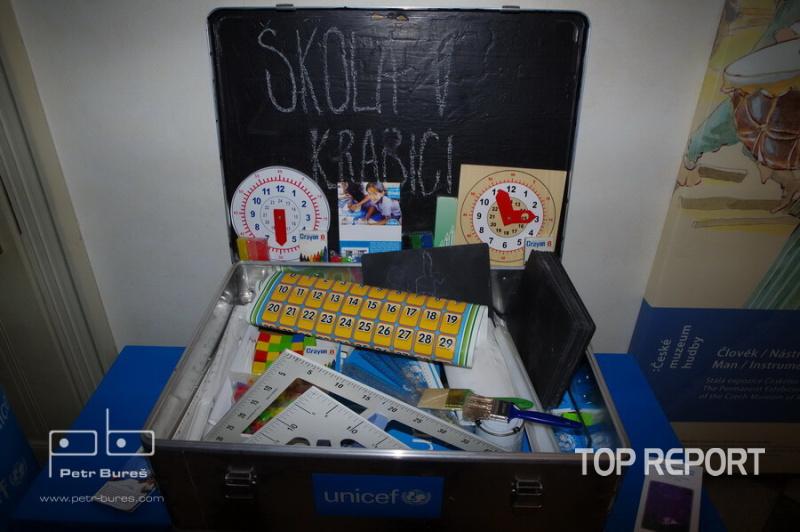 Škola v krabici
