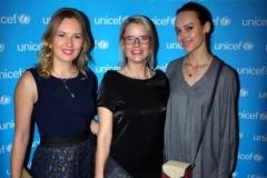 Markéta Kobrsková, Petra Žaludová a Lucie Van Koten