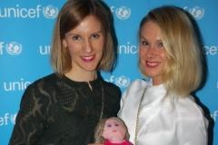Hosté benefiční módní show Hvězdy pro UNICEF