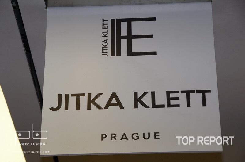 Slavnostní otevření obchodu Jitka Klett Prague ve Slovanském domě