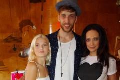 Nikki, Roman Tomeš a Lucie Bílá