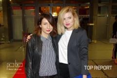 Veronika Nová Arichteva a Nikol Štíbrová