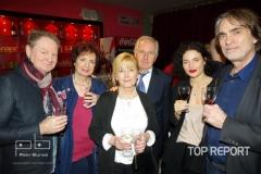 Petr Jančařík, Alena Pixová a Jan Pixa