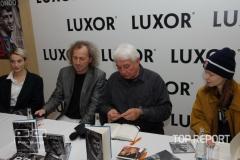 Anna Fialová, Jiří Krampol a Anna Linhartová