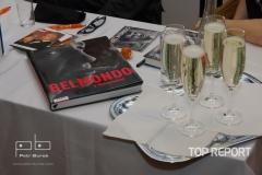 křest knih o Belmondovi
