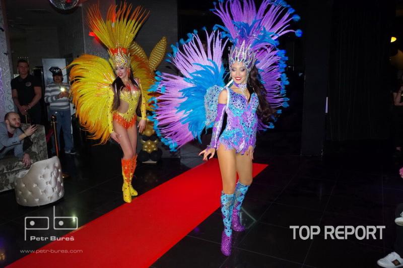 Vibrasil Samba Show s Mirkou Pikolovou
