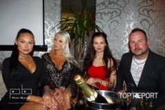 Vítězky Czech Beauty 2017 a Milan Žovín