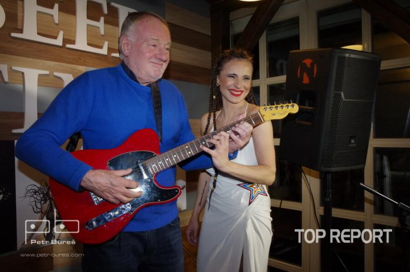 Luděk Sobota a Tereza Rays - Electric Lady
