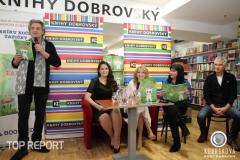 Slávek Boura, Barbora Kubátová, Markéta Harasimová, Dagmar Patrasová a Michal Nesvadba