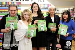Slávek Boura, Markéta Harasimová, Barbora Kubátová, Michal Nesvadba a Dagmar Patrasová