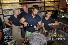 Slavnostní otevření restaurace L'Osteria