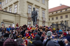Malostranský masopust 2019