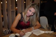 3. Kateřina Maruchničová podepisovala svou prvotinu pro ženy