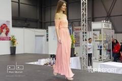 Veronika Volkeová v modelu Miss Paradise