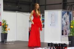 Taťána Makarenko v modelu Miss Paradise