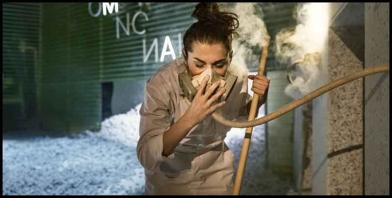 Husa na provázku Domov na konci světa Sylvie Krupanská foto Patrik Borecký