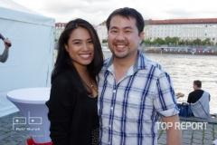 Ivy Hoang a Viet Anh Doan
