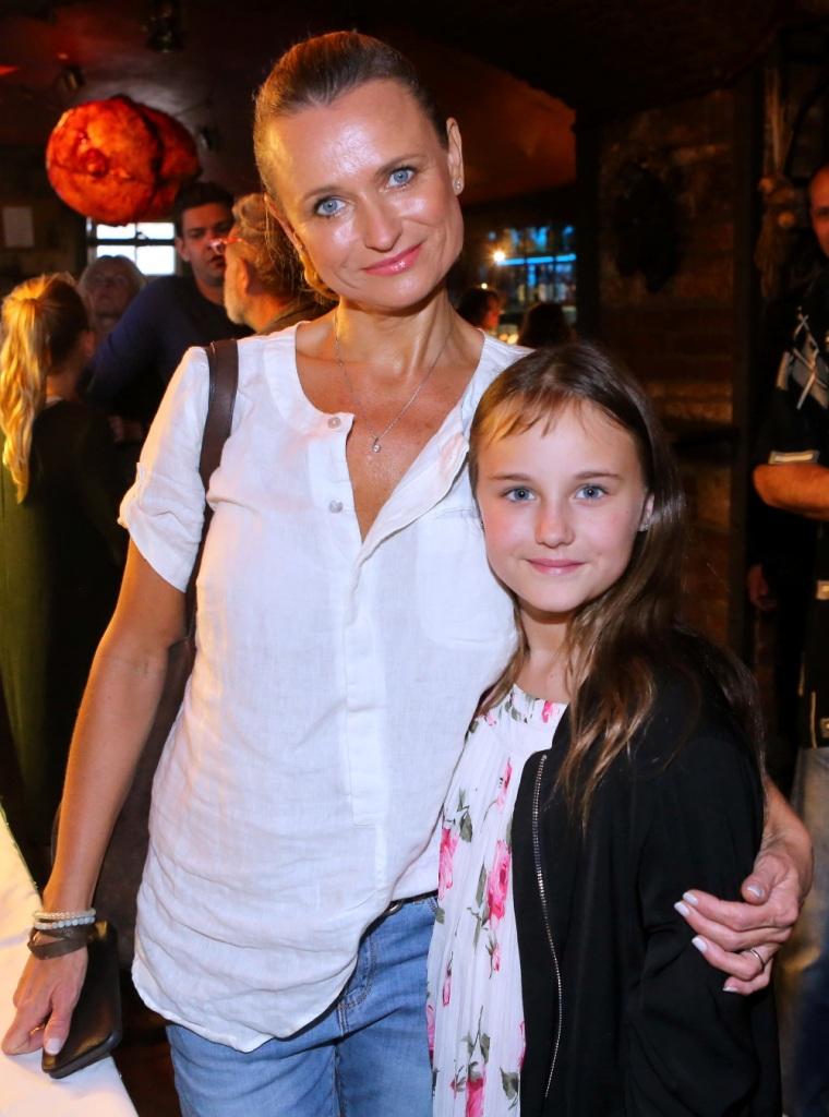 Jana Adamcová s dcerou Jasmínkou