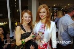 Barbora Fišerová a Zuska Velichová