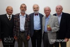 Petr Reidinger, Robert Bárta, Zdeněk Svěrák, Bořivoj Penc a Petr Brukner - Divadlo Járy Cimrmana