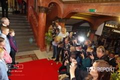 Po strništi bos - slavnostní premiéra