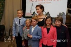 Tereza Voříšková a filmové děti