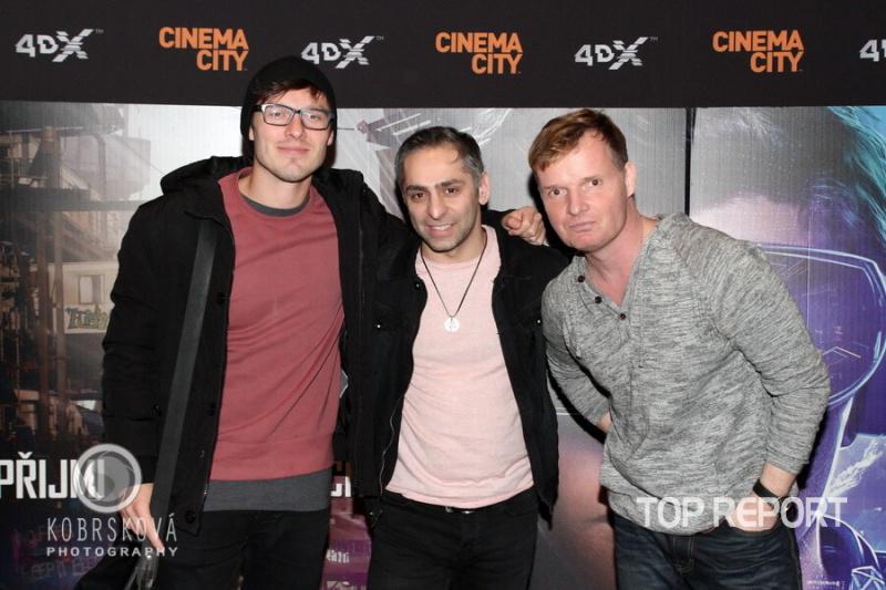 Pavel Callta, Vlasta Horvath a Martin France