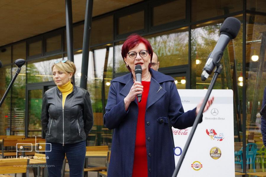 Andrea Krňáčová a Eva Kislingerová