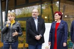 Andrea Krňáčová, Miroslav Bobek a Eva Kislingerová