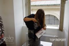 Křest výstavy Markéta Hlinovská: Srst ve městě