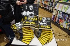 kniha Tajemství Karla Kryla