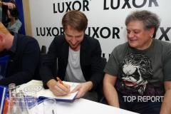 Jan Lstibůrek a Jaroslav Róna